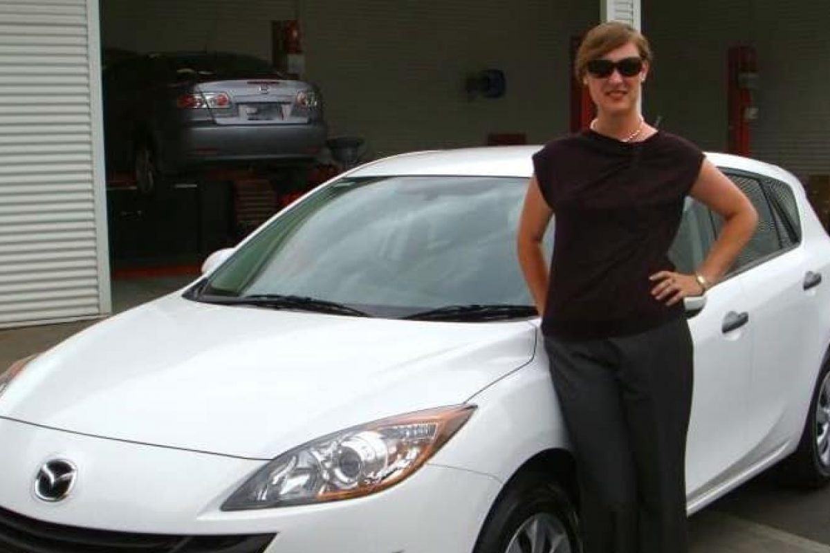 The Car Expert helps a car buyer on the other side of the world!