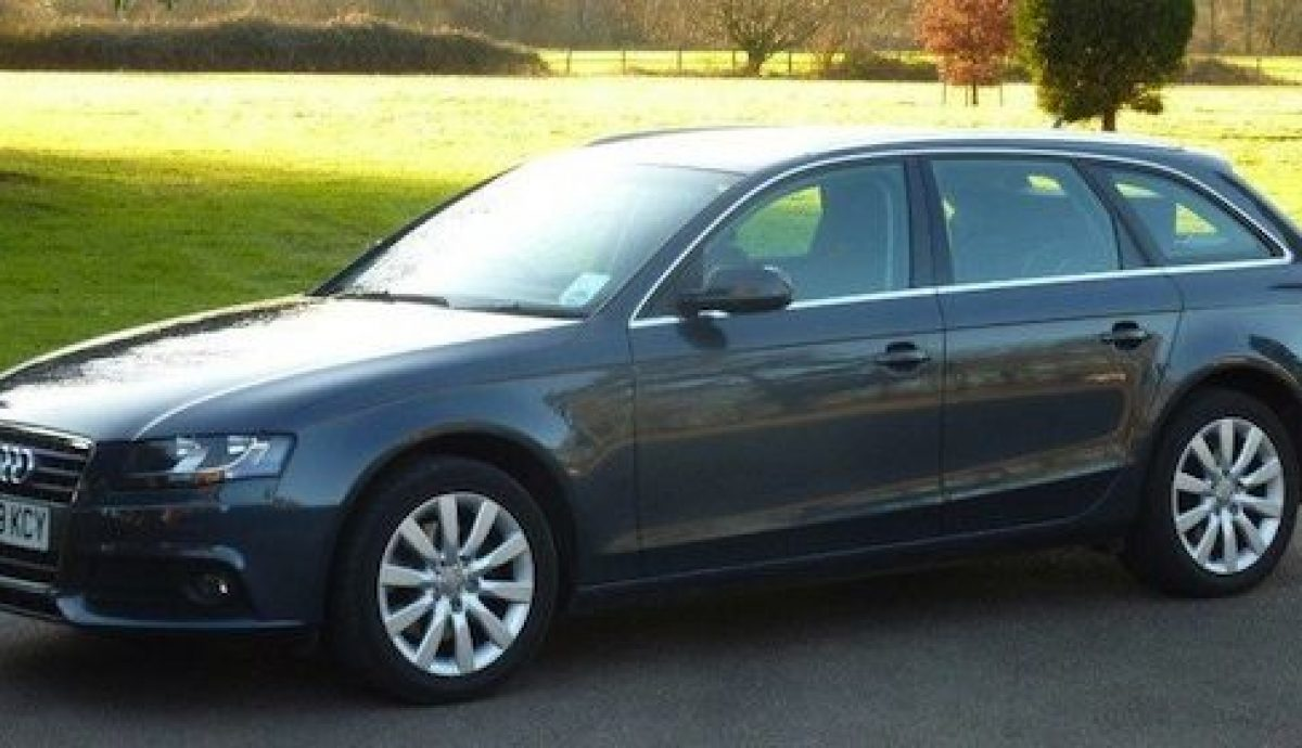 The Car Expert helped a London couple buy this Audi A4 Avant. London's leading car buying agent.