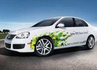 Volkswagen Jetta TDI 'clean' diesel