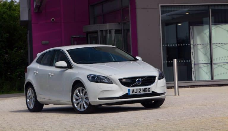 Volvo V40 ranked safest used family car for 2016