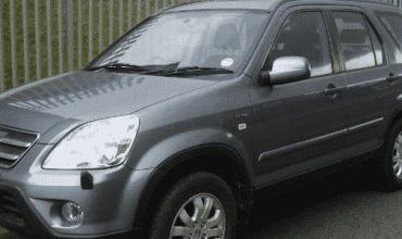 The Car Expert helped a client buy this Honda CR-V