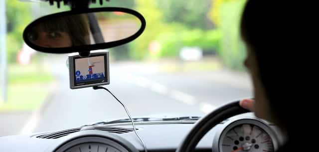 How does your satnav speed compare to your car speedometer?