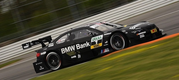 The BMW M3 DTM is one of the best racing cars of the year