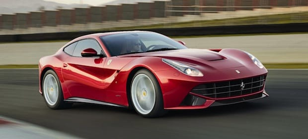 The Ferrari F12 is definitely one of the best cars of the year