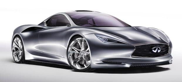 The Infiniti emerg-e is one of the best concept cars of the year