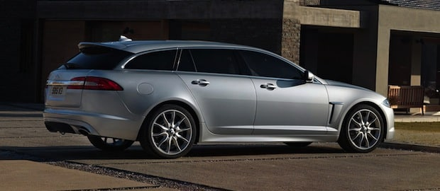 The Jaguar XF Sportbrake is one of the best cars of the year