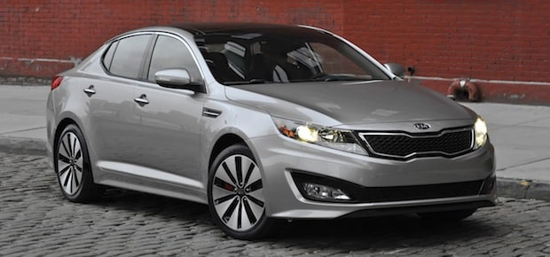 Kia deserves its place among the best cars of the year for 2012