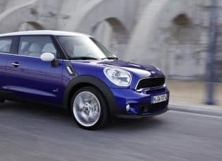 Mini Paceman - worst cars of 2012