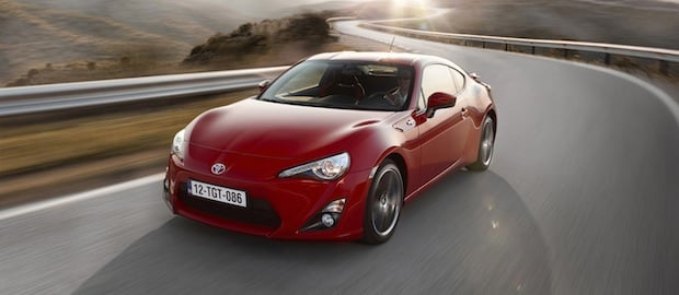 The Toyota GT86 is undoubtedly one of the best cars of the year