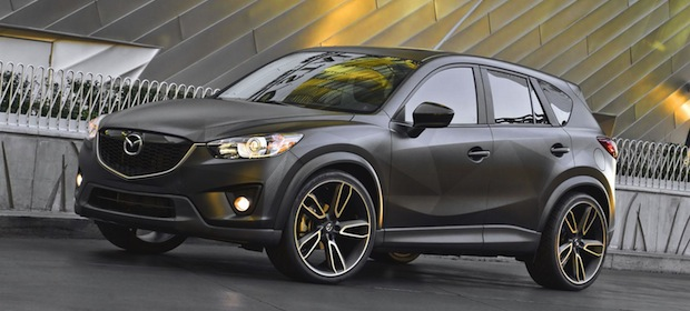 The Mazda CX-5 is one of the best cars of the year