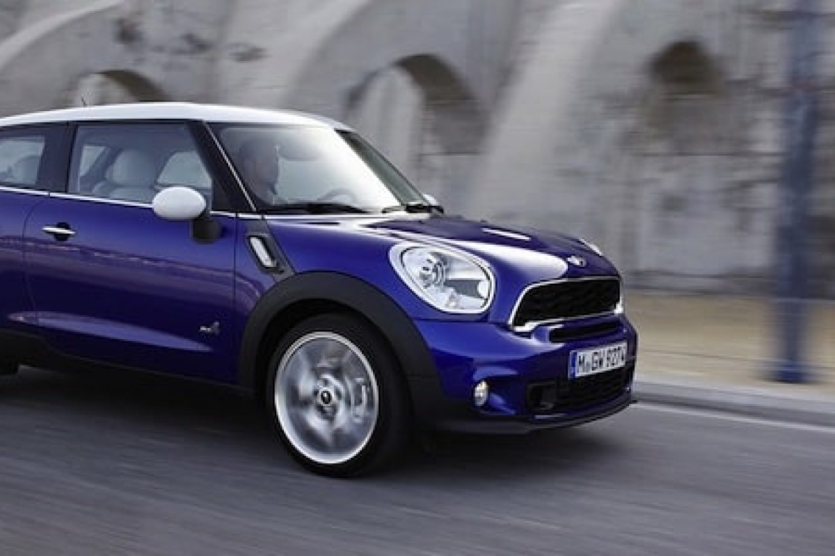 The Mini Paceman is certainly one of the ugliest cars of the year