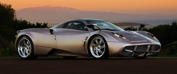 The Pagani Huayra is definitely one the of best cars of the year for 2012.