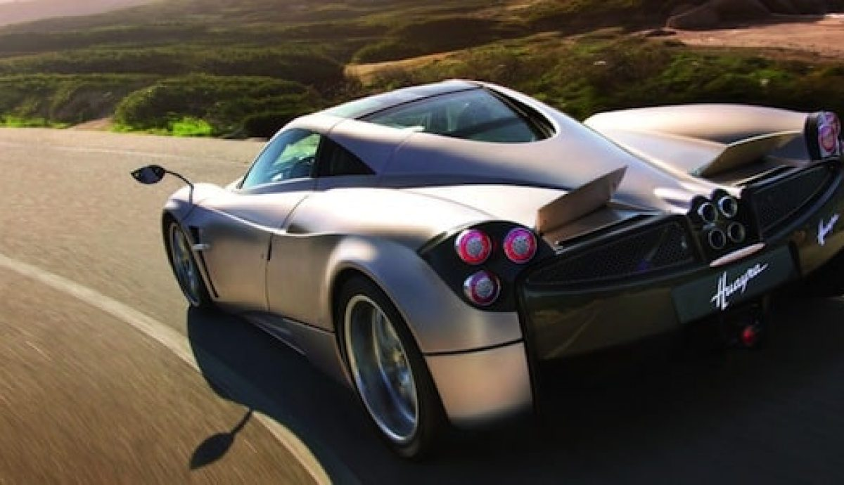 The Pagani Huayra is one of The Car Expert's Best Cars of the Year for 2012
