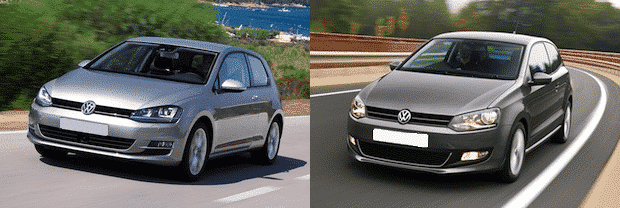 cars of the year - Golden Photocopier Award - VW Golf