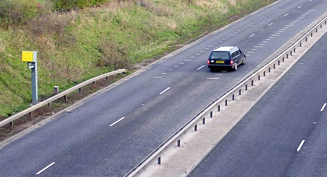 Speed camera fine - what happens now?