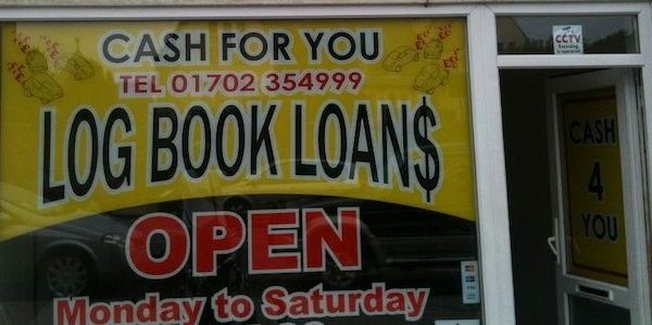 Logbook loans – and why you should avoid them
