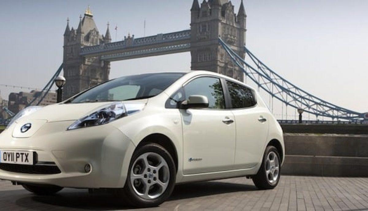 Nissan LEAF in the race to 1 billion km