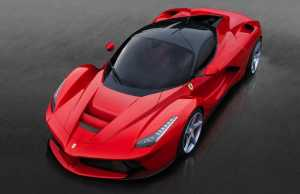 The laFerrari, epic new flagship supercar from Ferrari