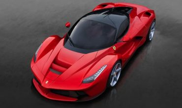 The laFerrari, epic new flagship supercar from Ferrari