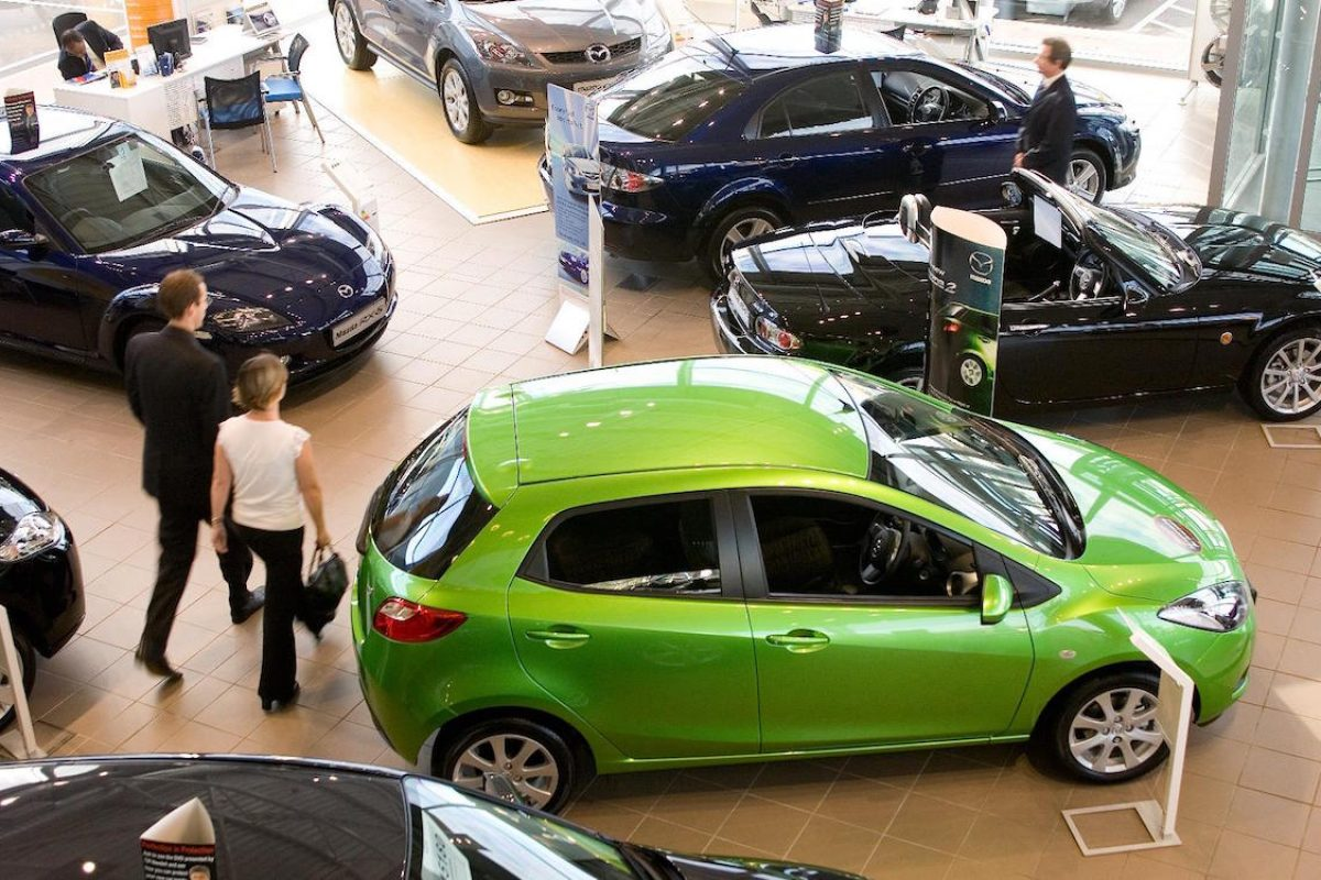Car finance, PCP, personal contract purchase, car dealer