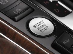 Audi Advanced Key, keyless entry car key system (2013, The Car Expert)