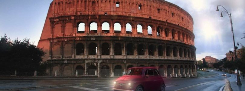 Driving abroad - a Fiat 500 in Rome (The Car Expert)