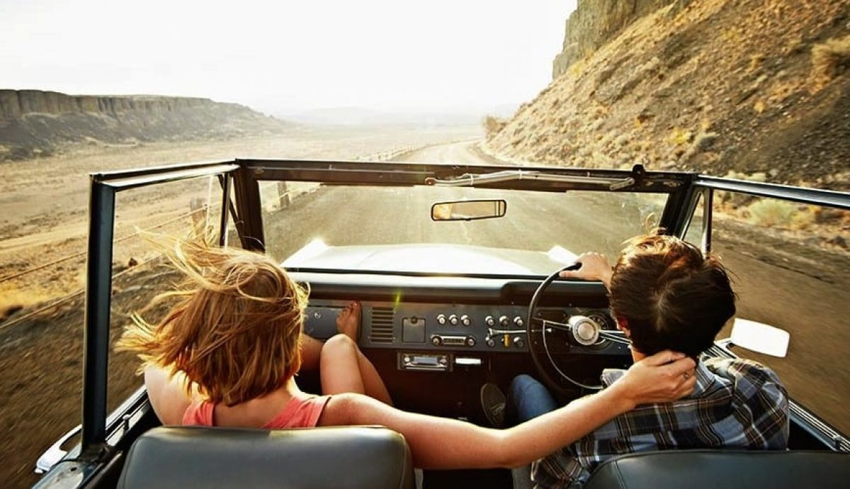 Driving holiday / road trip