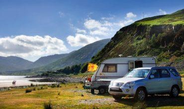road trip staycation in Scotland