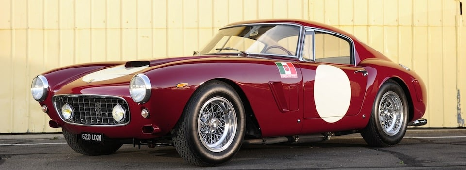 Cleaning your car does not guarantee it will turn into a Ferrari 250 GT SWB...