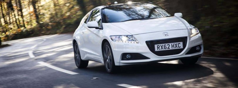 The Honda CR-Z is a sporty hybrid (The Car Expert)