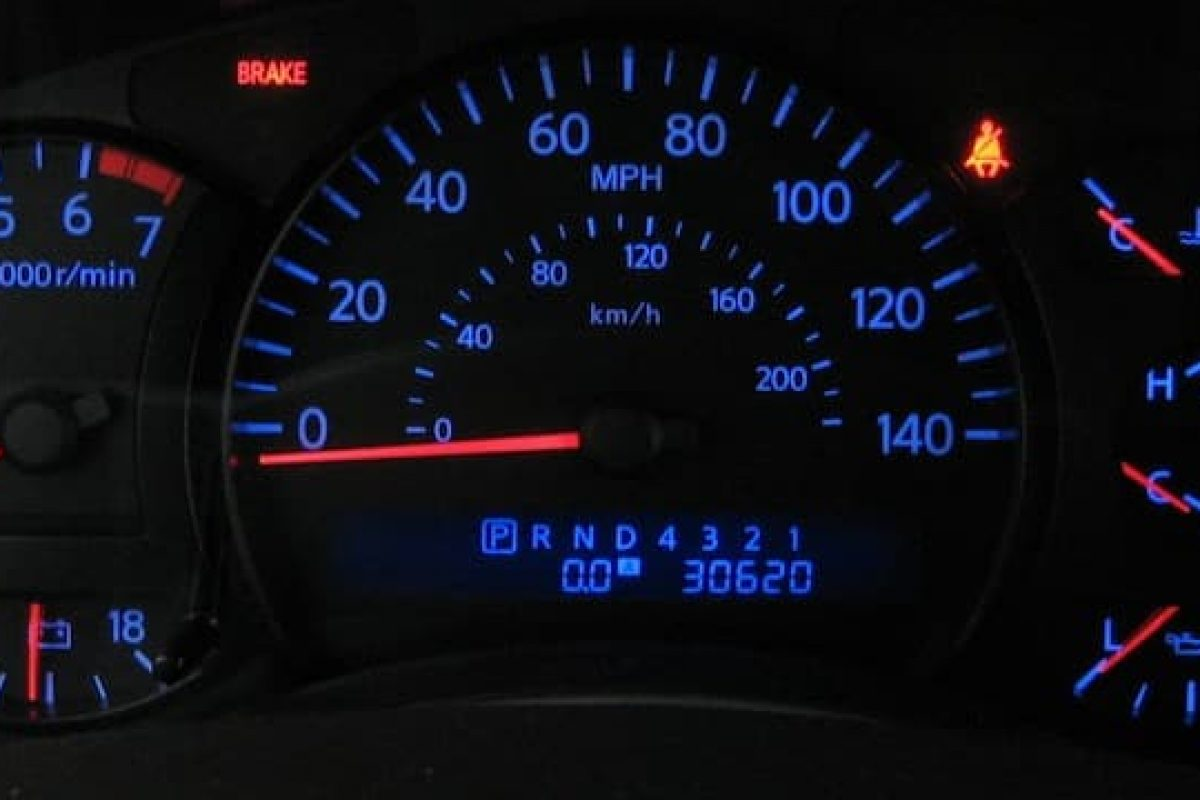 Do You Know Your Dashboard Warning Lights
