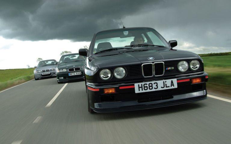 Evolution of BMW's M Division