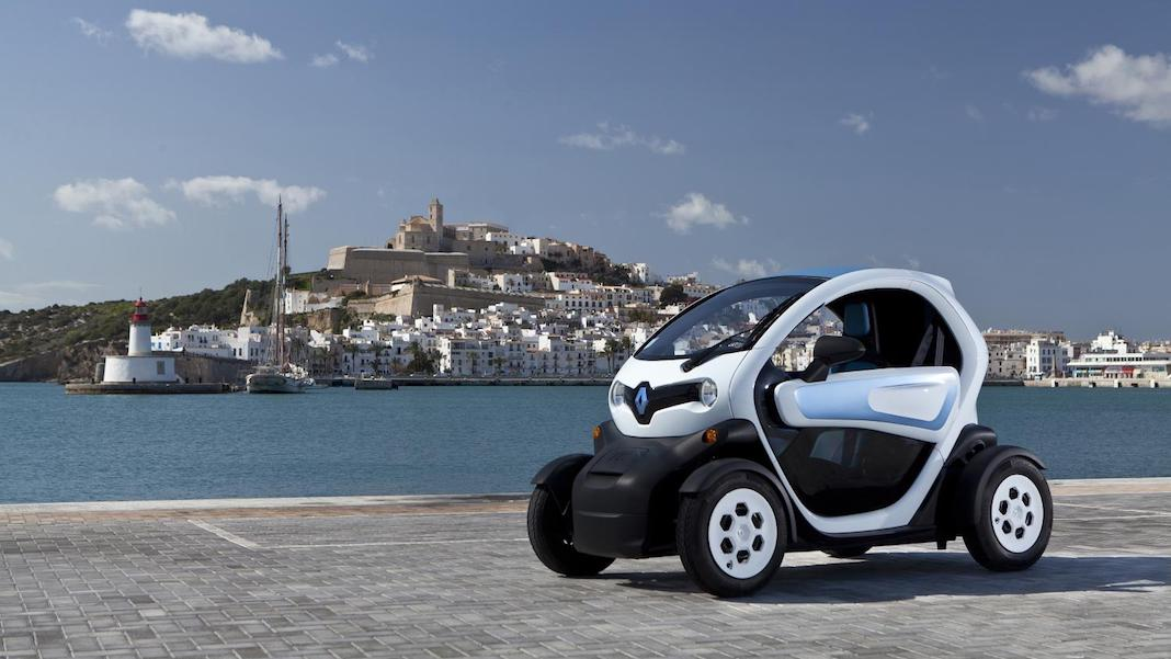 The top five electric vehicles in the United Kingdom 2