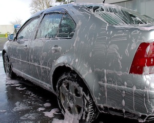 car cleaning and detailing
