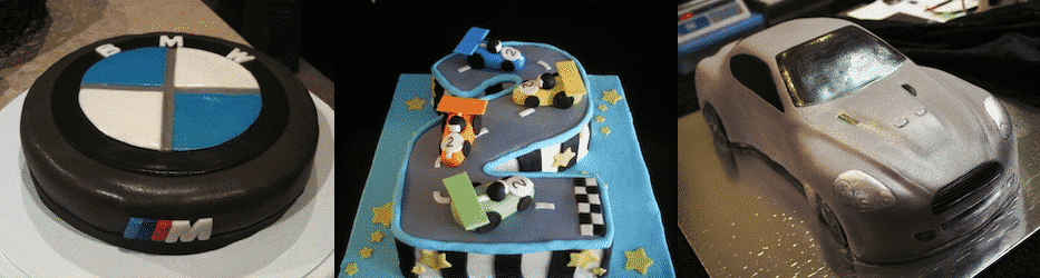 The Car Expert birthday cake suggestions