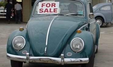 VW Beetles have good resale value