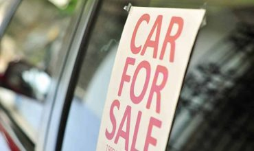 Used car resale value