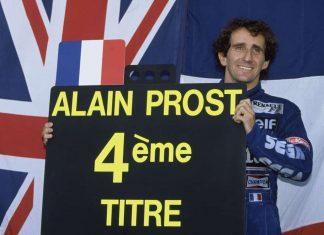 Alain Prost, Williams 1993