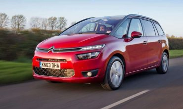 Citroen Grand C4 Picasso (The Car Expert)