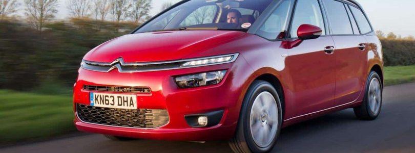 Citroen Grand C4 Picasso (The Car Expert)