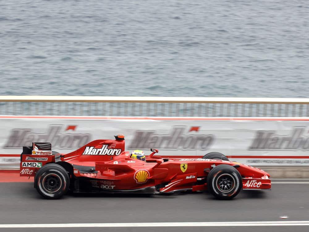Marlboro Ferrari F2007, Monaco 2007