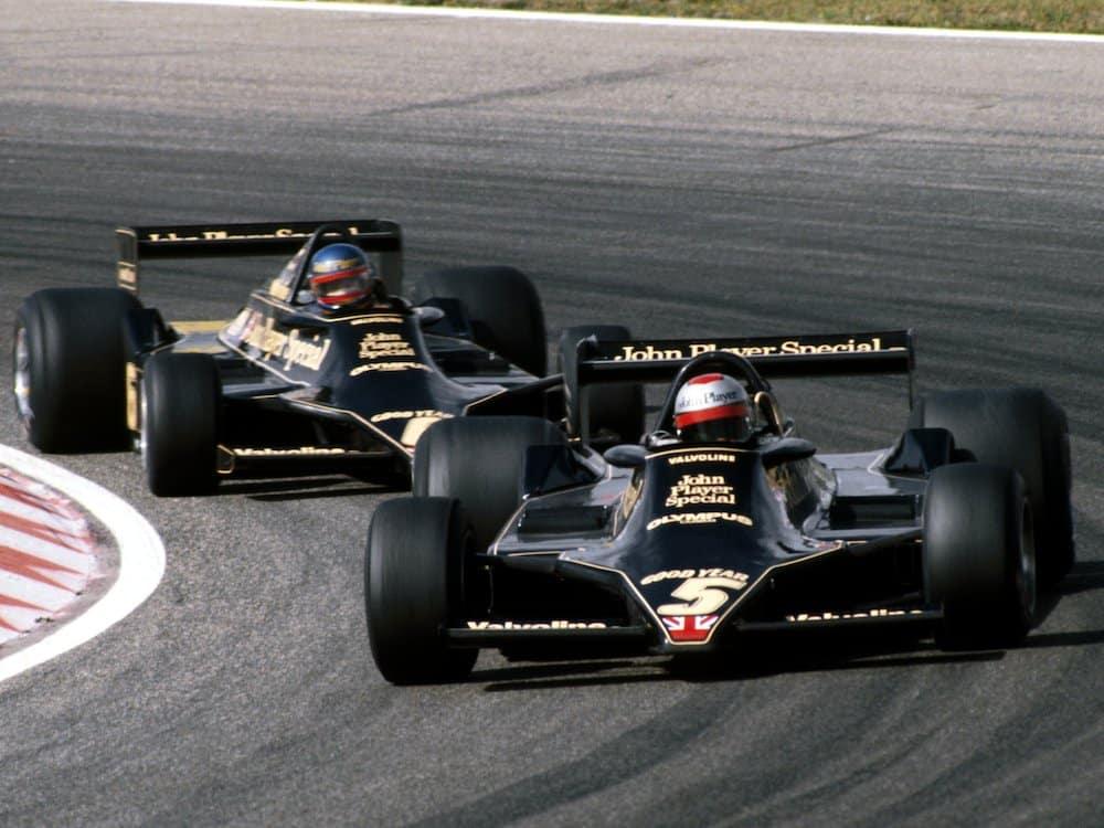 JPS Lotus 79, 1979