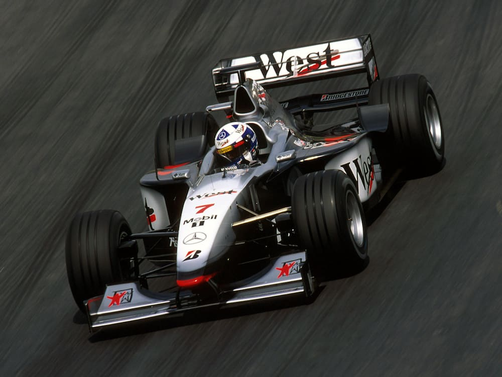 West McLaren Mercedes MP4/13, 1998