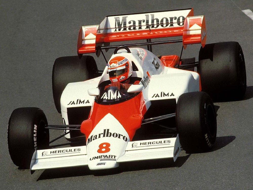 Marlboro McLaren-TAG MP4/2, 1984