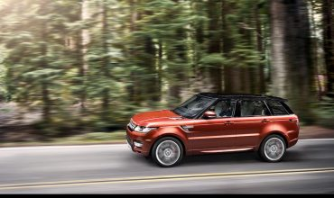 Land Rover Range Rover Sport premium SUV (The Car Expert)