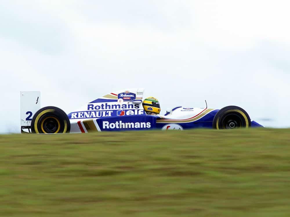 Rothmans Williams FW16, Brazil 1994