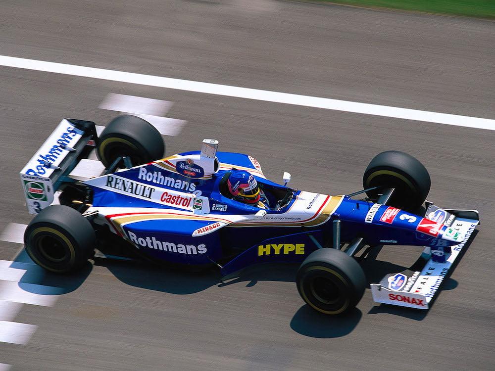 Rothmans Williams FW19, 1997