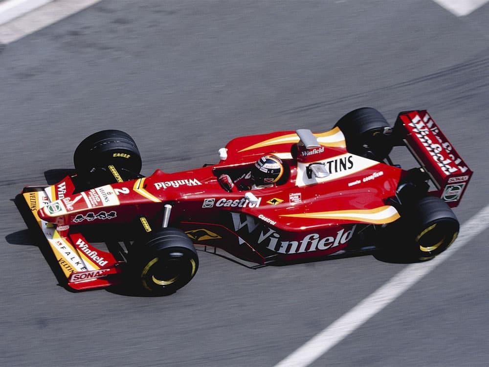 Winfield Williams FW20, Monaco 1998