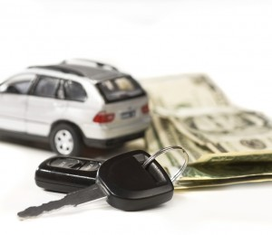 Can I take out car finance for someone else?