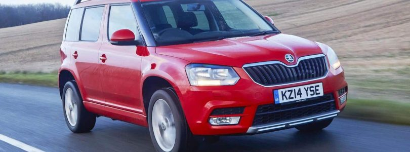 Skoda Yeti 2014 review (The Car Expert)